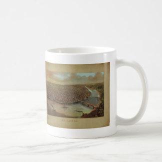 St. Louis Missouri by George Degen from 1873 Coffee Mug