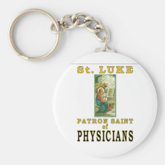 ST. LUKE KEY RING