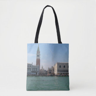 St. Mark's Square from the Grand Canal Tote Bag