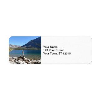St Mary Lake- Glacier National Park
