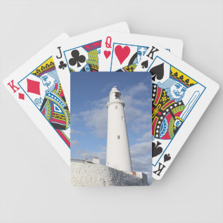 St Mary's Lighthouse Playing Cards