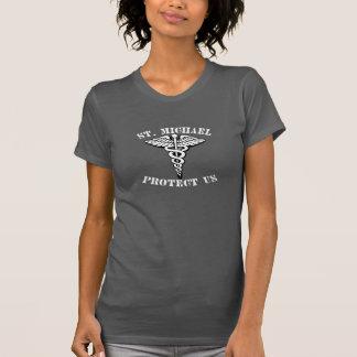 St. Michael Under Body Armor T-Shirt