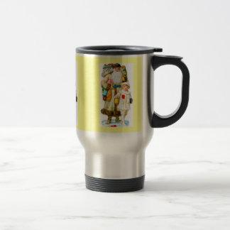 St Nick Travel Mug