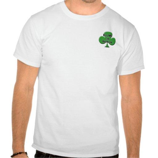 St Patrick Henley Shirt2 Tee Shirts