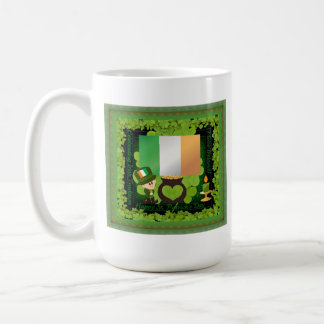 St. Patrick's Day I Love Ireland  Mug