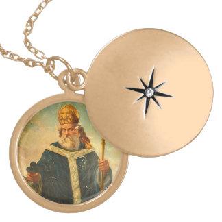 St Patrick Vintage necklace