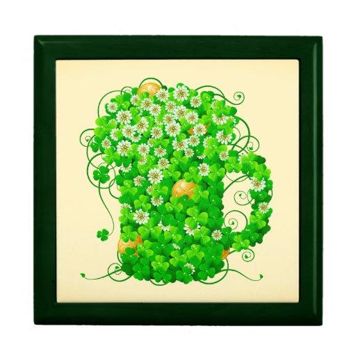 St. Patrick's Day 21A Gift Box