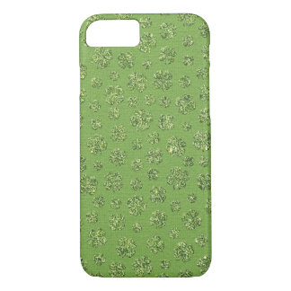 St. Patrick's Day Clover Leaf Phone Case
