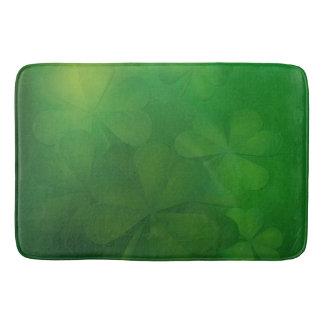 St. Patrick's Day - Clovers/Shamrocks Bath Mat