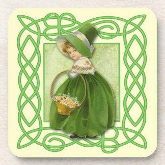 St Patricks Day Coasters Set