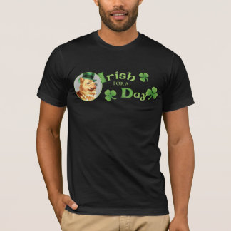 St. Patrick's Day Finnish Spitz T-Shirt