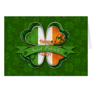St. Patrick's Day - Happy St. Patrick's Day Greeting Card