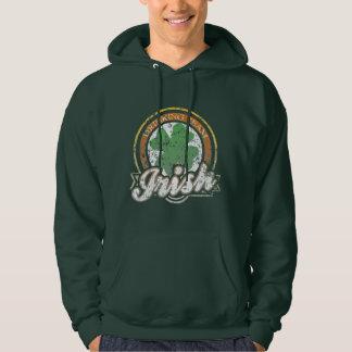 St Patrick's Day Irish Drinking Team Hoodie