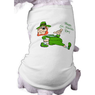 St. Patrick's Day Leprechaun Shirt