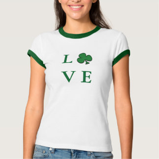 St. Patrick's Day - Love T-Shirt