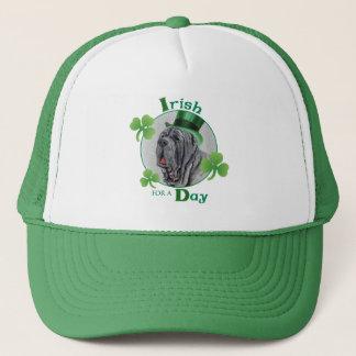 St. Patrick's Day Mastino Trucker Hat