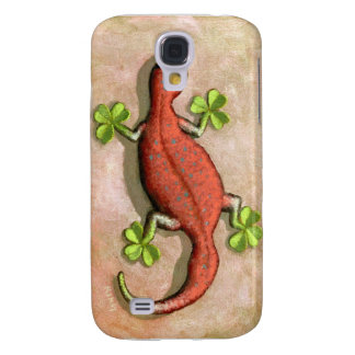 St. Patrick's Gecko Galaxy S4 Case