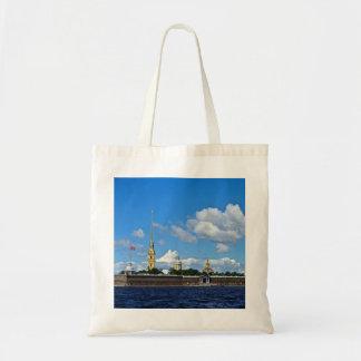 St. Petersburg, Peter and Paul Fortress Tote Bag