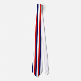 ST. PIERRE Flag Tie
