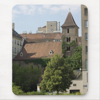 St. Rupert's Church, Vienna Austria Mouse Pad