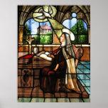 St. Teresa of Avila, Doctor of the Church Print