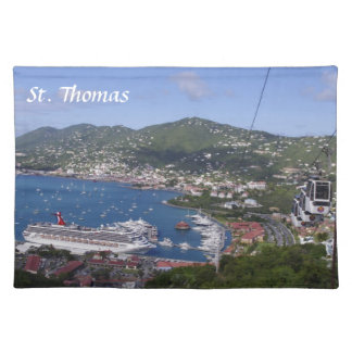 St Thomas Placemats