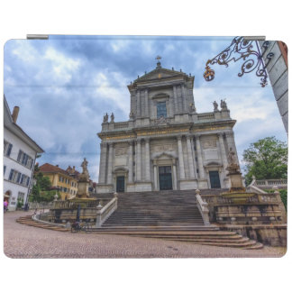 St. Ursus Cathedral, Solothurn, Switzerland iPad Cover