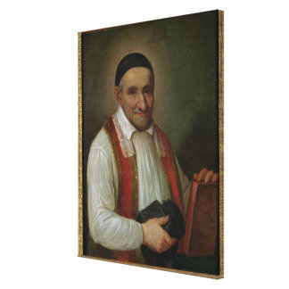 St. Vincent de Paul  1649 Canvas Print
