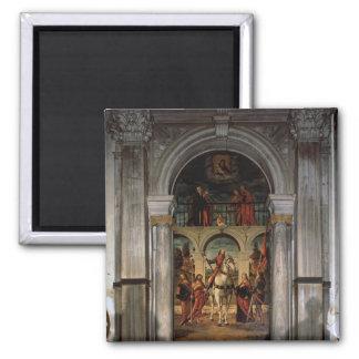 St. Vitalis and Saints Magnet