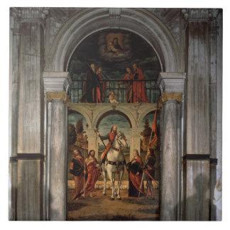 St. Vitalis and Saints Tile