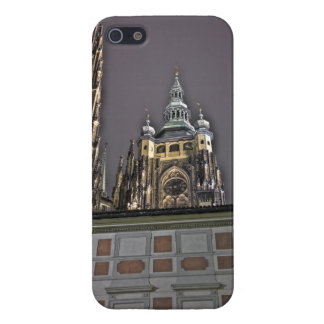 St.Vitus Cathedral Main Tower Prague Cover For iPhone 5/5S