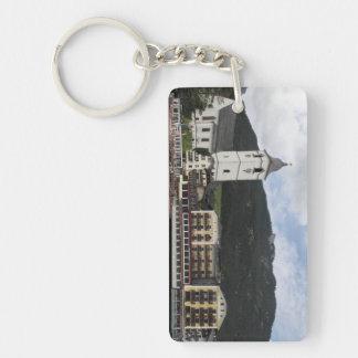 St.Wolfgang am Wolfgangsee, Salzburg Österreich Key Ring