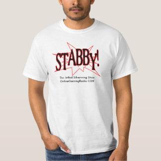 STABBY T TEE SHIRTS