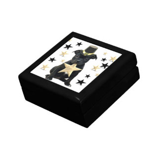 Staffordshire bull terrier puppy gift box