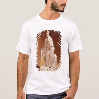 Staffordshire figure of a cricketer, 1865 T-Shirt