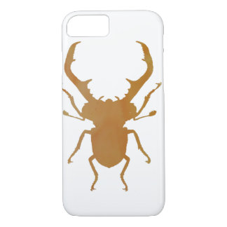 Stag beetle iPhone 8/7 case