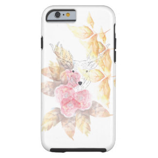 Stag, Male Deer iPhone 6 Case - Tough
