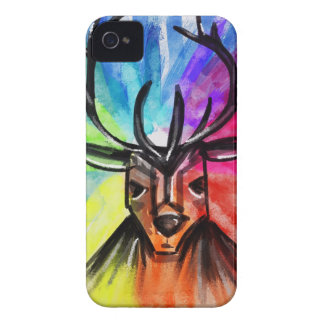 Stag Night iPhone 4 Covers