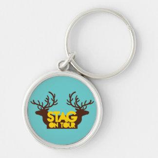 STAG on TOUR Key Ring