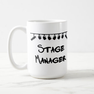 Stage Manager's Mug