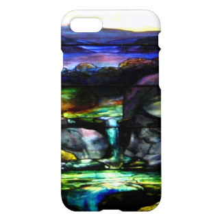 Stain Glass Nature iPhone 8/7 Case