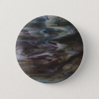 Stained Glass 6 Cm Round Badge