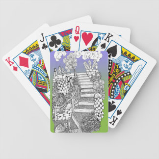 Stairway to Heaven Playing Cards