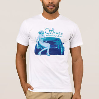 STANCE WILL MAKE HER DANCE TEE SHIRT