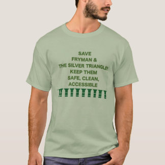 Stand for Fair Parking Policy and Traffic Safety T-Shirt