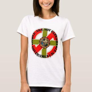 Stand Up & Fight! Womens BarRoom Short Sleeve T-Shirt