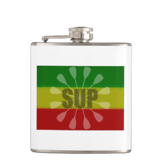 Stand Up Paddling, Paddle Twirl Hip Flask