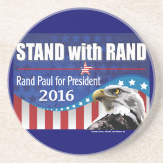 STAND WITH RAND PAUL COASTER