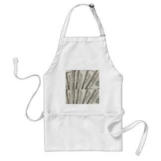 Standard Apron Enjoy cooking, painting, or gardeni