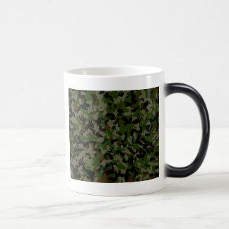 Standard Camo Morphing Mug